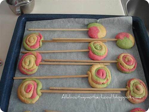 Fun Playdough Cookies - Part II