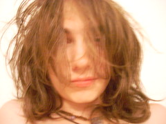 hair (spysgrandson) Tags: hair longhair son hippie 2007 menwithlonghair