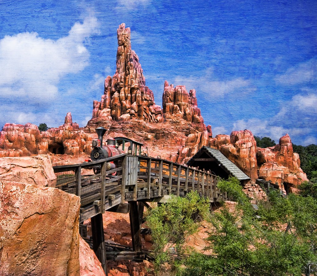Thunder Mountain (by Stuck in Customs)