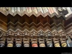 En formacin (DrGEN) Tags: santa santafe argentina pattern cathedral catedral colores monks rosario cordoba fe detalles patron ceres capuchinos drgen drgencomar