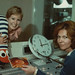 Judy Thompson of Hey Jude with Marion Leyer