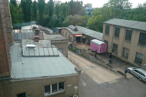 MATO Fabrik Atelierhaus in Offenbach