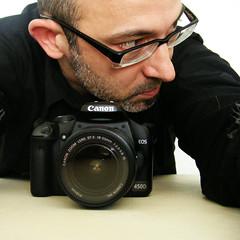 Canon 450D con Fernando Prats