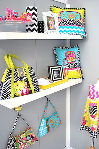 Paula Prass booth (bags by Simone Howell)