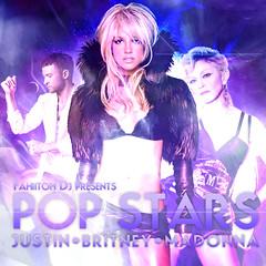 FahiitOh Dj @ Pop Stars! Starring: Britney Spears, Madonna, Justin Timberlake