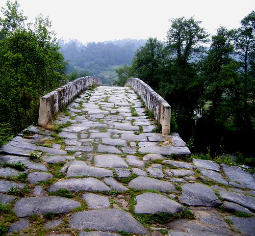 Puente romano Cernadela (Mondariz) por TeresalaLoba