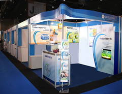 X-Board Exhibition Booth for Bayer #2