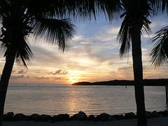 Sunset on Sombrero (AtomRayPhotography) Tags: beach nature keys photography ray florida sombrero atom darthangi atomrayphotography