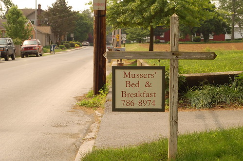 Musser's Bed and Breakfast