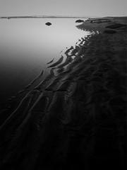 Where the Water Meets the Sand (jonmichaels) Tags: hawaii kauai hanalei iphone