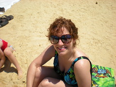 17 - Kathryn in the Sand