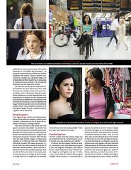 """10 directoras peruanas en revista """"Caras"""""""