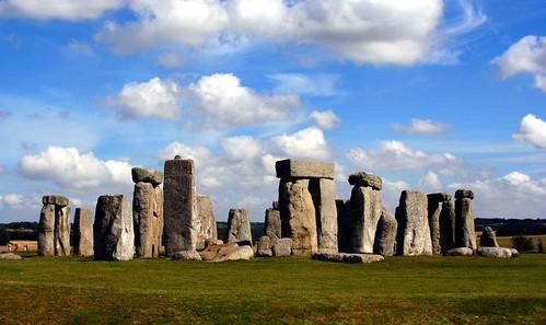 Stonehenge Landscape by PlassPhoto.