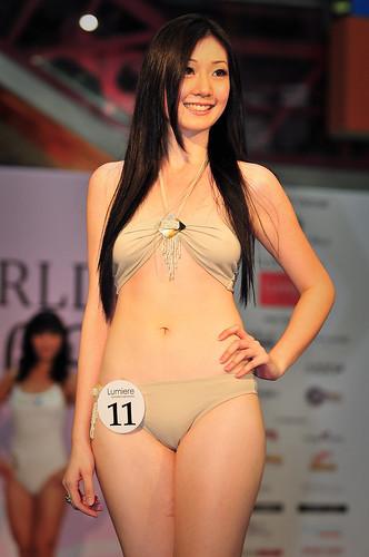 Miss world bikini