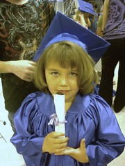 Kinder graduate
