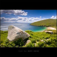 Keem Bay, Achill Island, Co. Mayo (Tony Murphy) Tags: ireland mayo achillisland keembay sunsandsky