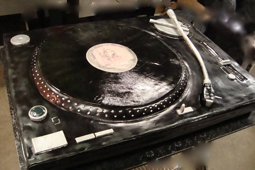 Cake Boss Turntable Review