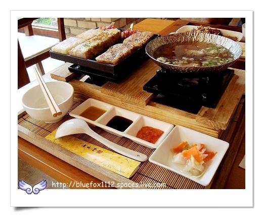 090514-1三義九鼎軒居鳩堂07_客家鐵板煎米食套餐