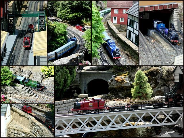 Trains, trains, trains...