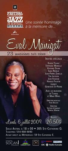 Eval ManigatShow