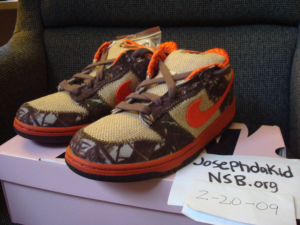 the latest 8cd5a babe5 ... top quality nike dunk low sb reese forbes hunter josephdakid tags low  nike forbes camo 6e492