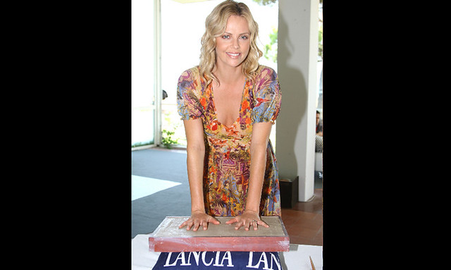 Charlize Theron by LanciaExperience