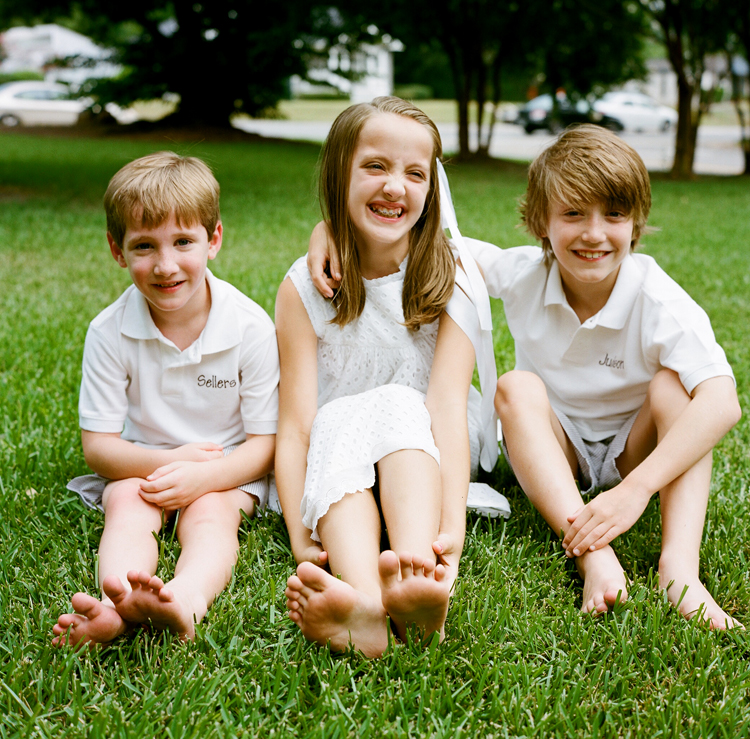 The Crum Family - 2009