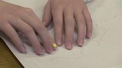 Sparkling Fingers