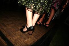 Bree (dkjd) Tags: shoes dancing dancefloor danceparty bree bridalparty weddingphotos gardenwedding carltonor