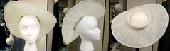 Amalia, look 1 hat detail