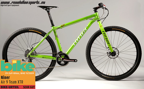 NINER Air 9 Team XTR Bike
