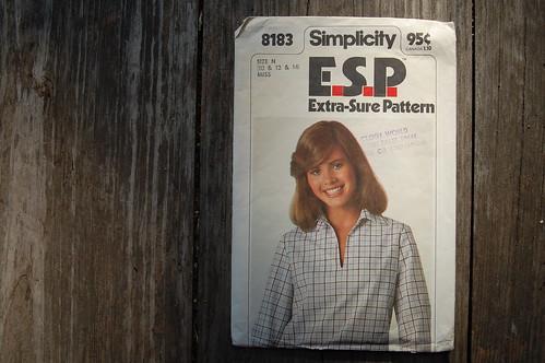 Simplicity ESP 8183