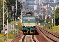 162.018-6 (faigja 704) Tags: train r railways 162 vlak čd českédráhy rychlík peršing 162018 peršan