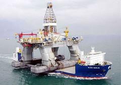 Deepwater Horizon sister rig