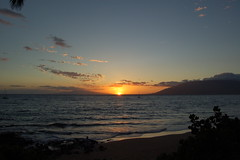 Sunset from Kamaole I