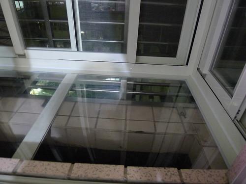 小陽台改為封閉式的空間
