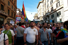 Europride 2011 Roma (Francesco Collina) Tags: bear gay roma lesbian freedom pentax right parade transgender civil europride 2011 k20d europrideroma11giugno2011 fgfjrjk