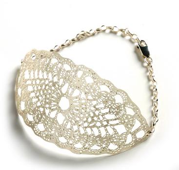 marquise knitting pattern bracelet