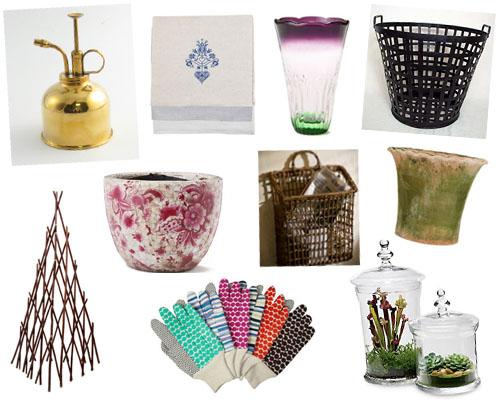 Thing I Love: Garden Supplies