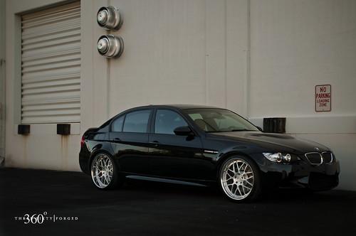 360 FORGED BMW E90 M3 SEDAN on