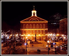 Faneuil Hall, Boston (Tony Fischer Photography) Tags: usa history boston america freedom us unitedstates massachusetts americanrevolution faneuilhall cradleofliberty platinumphoto picswithframes