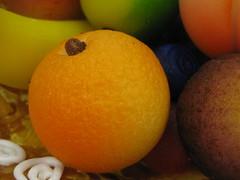 Marzipan Orange close-up (hayleythecaker) Tags: orange fruit marzipan