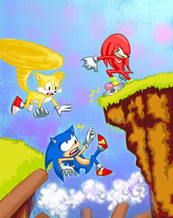 Sonic3Knuckles - Stephanine S