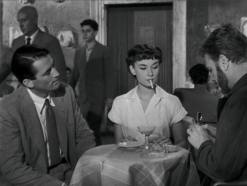 12 Roman Holiday