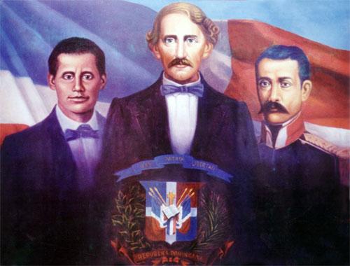 Resultado de imagen para fotos de la independencia de REP DOM