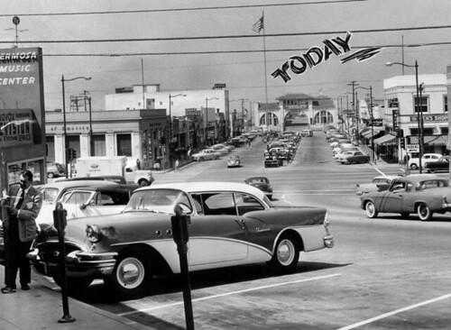 Hermosa Beach 1955