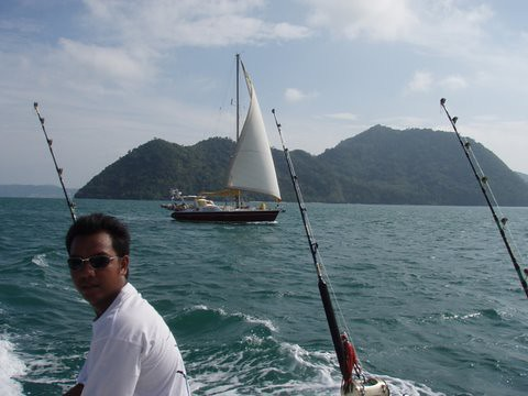 Fishing Around Phuket
