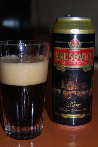 Tjechisch Zwart bier