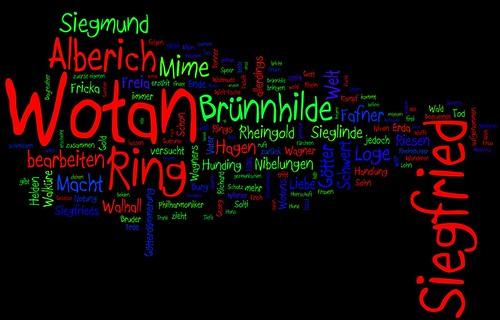 Ring der Nibelungen auf einen Blick