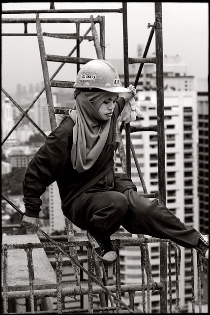 [ the worker ] concentration